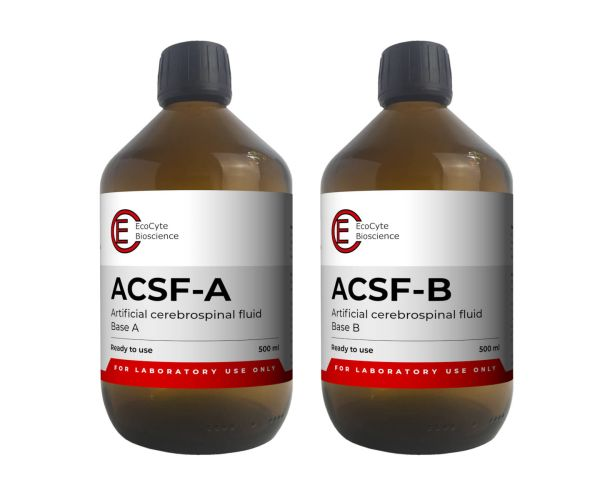 ACSF - Artificial Cerebrospinal Fluid (1000 ml)