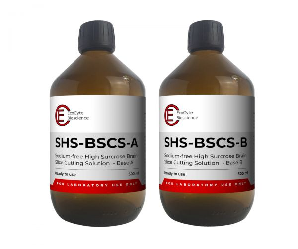 SHS-BSCS - Sodium-free High Sucrose Brain Slice Cutting Solution (1000 ml)
