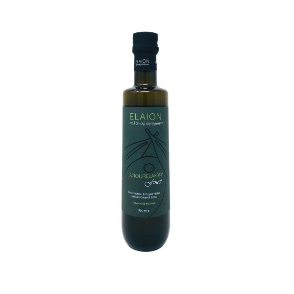 Olivenöl Elaion Agourelaion finest 500ml